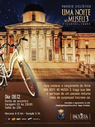 Night at the Museum Secret of the Tomb-EVENTO