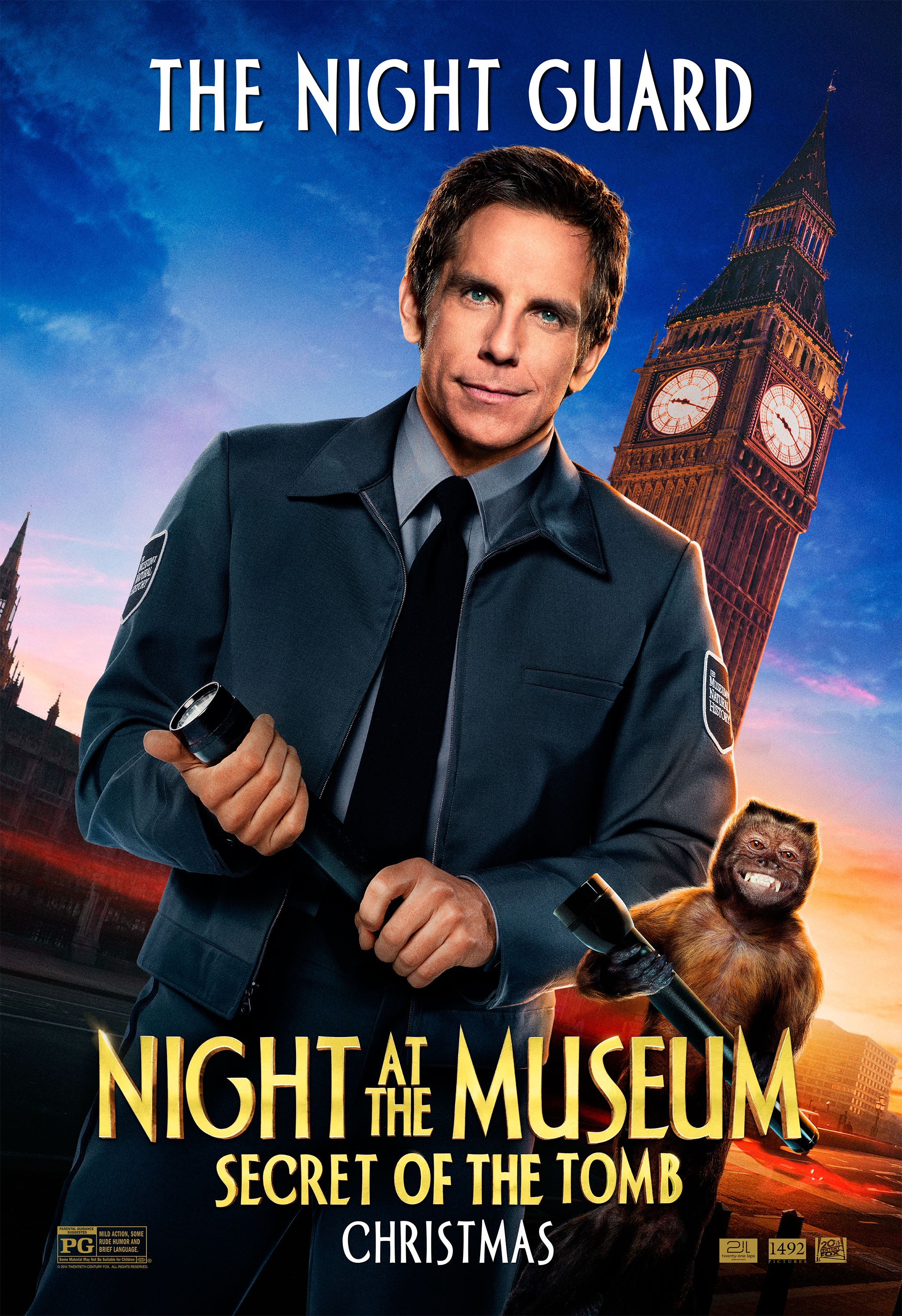 Night at the Museum Secret of the Tomb-PROMO CHAR-21NOVEMBRO2014-06