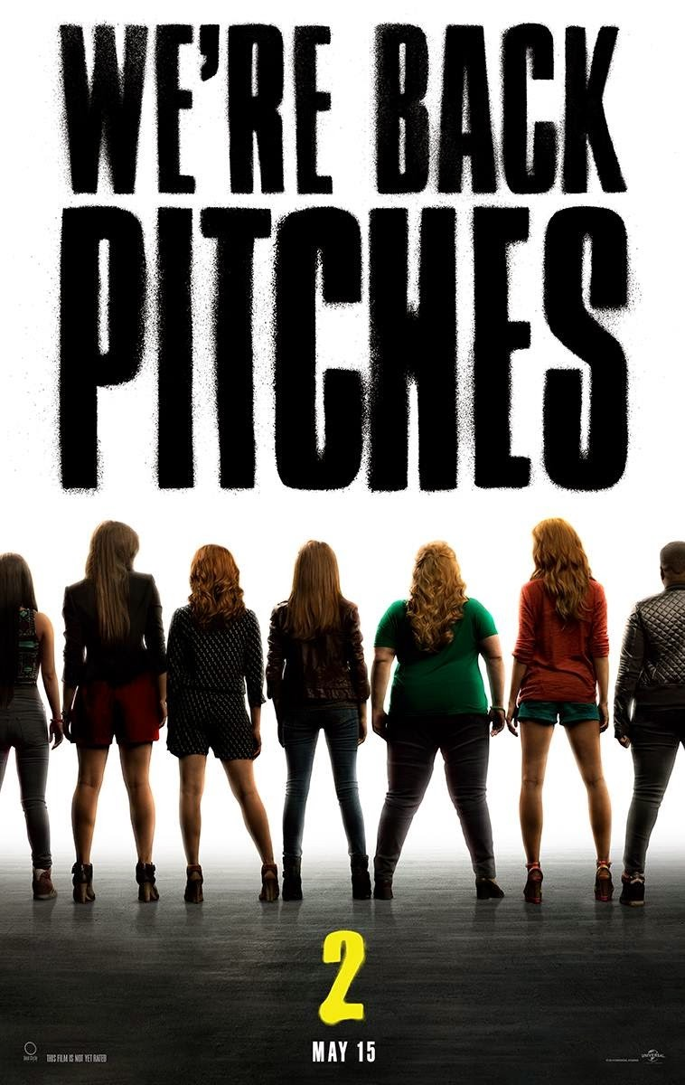 Pitch Perfect 2-Official Poster Banner XXLG-20NOVEMBRO2014