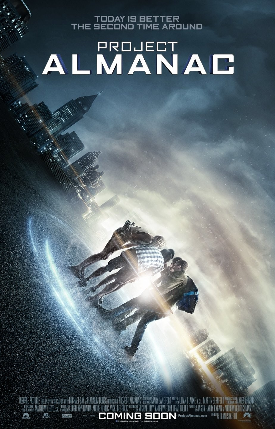 Project Almanac-Official Poster XXLG-20NOVEMBRO2014