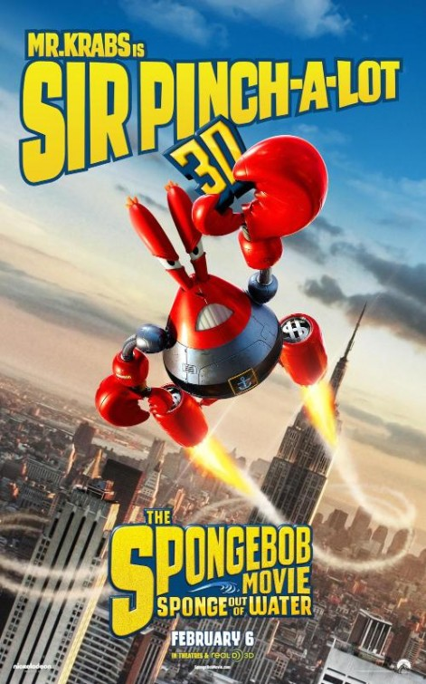 The SpongeBob Movie Sponge Out of Water-25NOVEMBRO2014-02