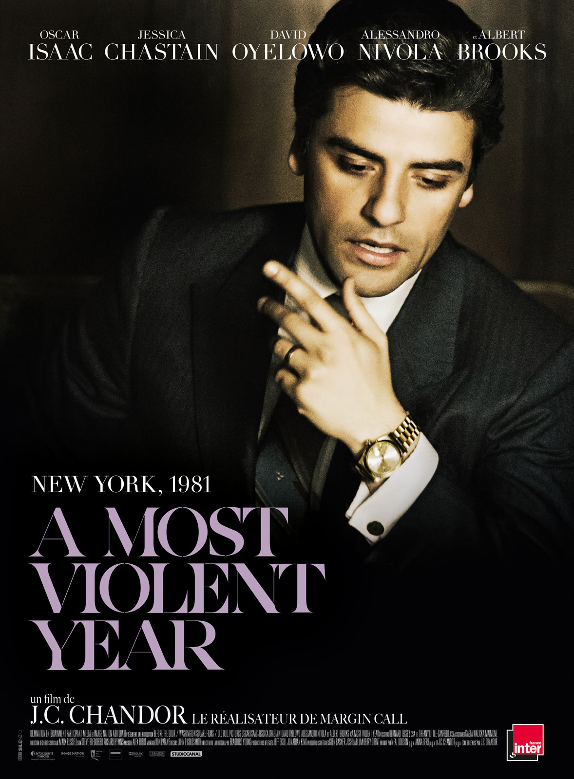 A MOST VIOLENT YEAR-Official Poster XLG-12DEZEMBRO2014-02