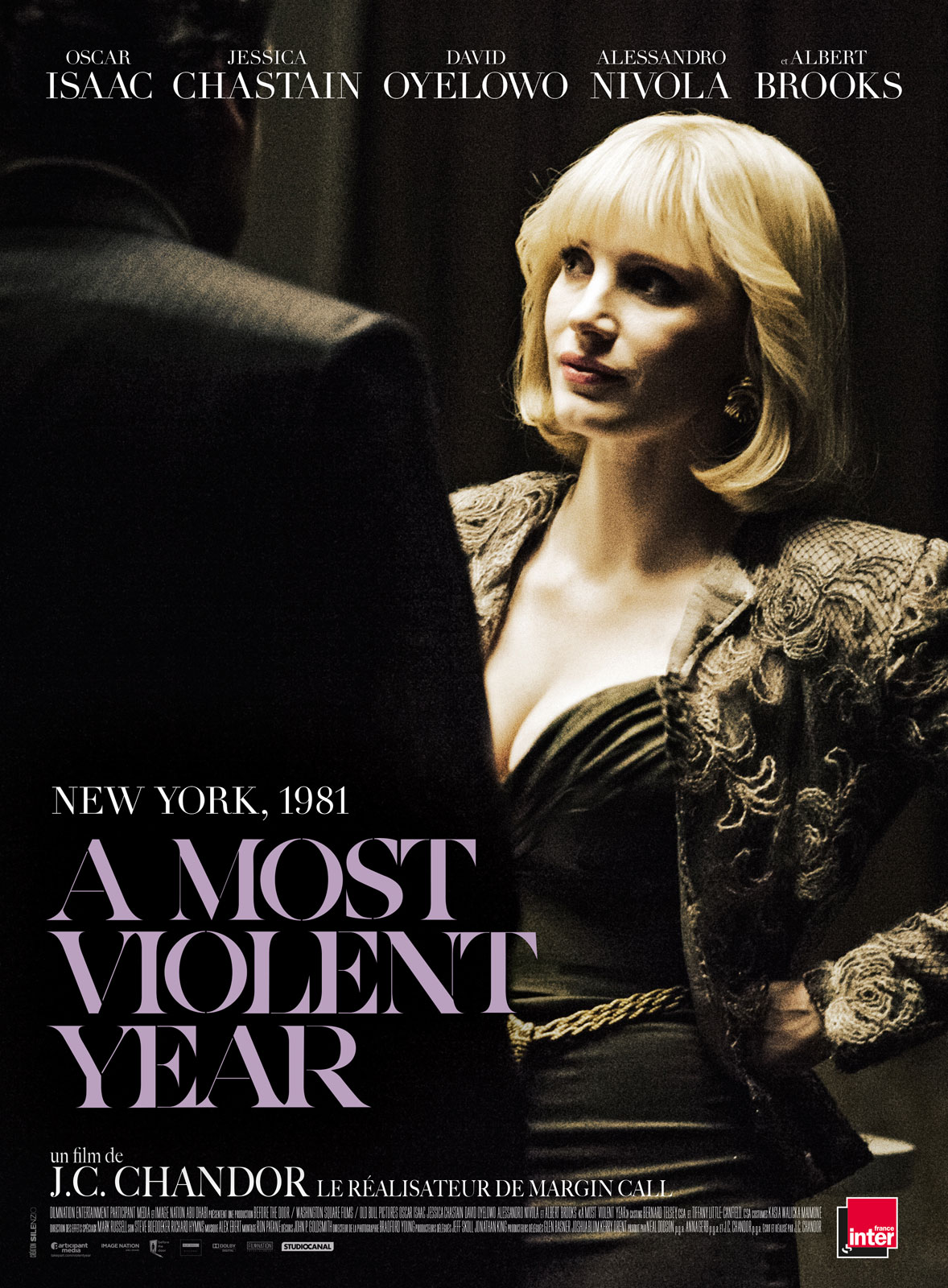 A MOST VIOLENT YEAR-Official Poster XLG-12DEZEMBRO2014-03