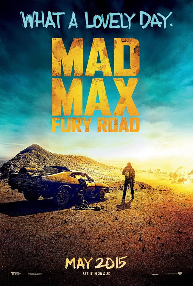 Mad Max Fury Road-Official Poster Banner XLG-11DEZEMBRO2014-01