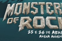 Maior Festival dedicado exclusivamente ao Rock´n Roll do país, o Monsters of Rock está de volta em 2015