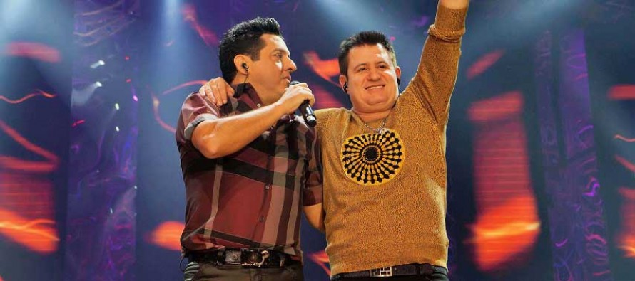 Bruno & Marrone ao vivo no Multishow