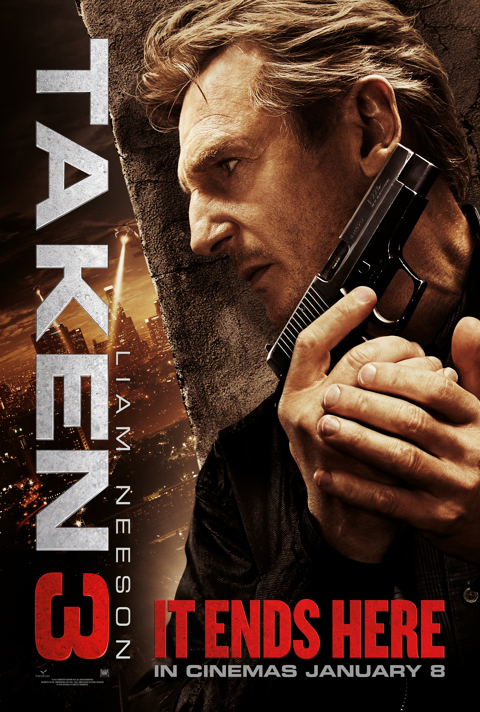 Taken 3-Official Poster XLG-15DEZEMBRO2014