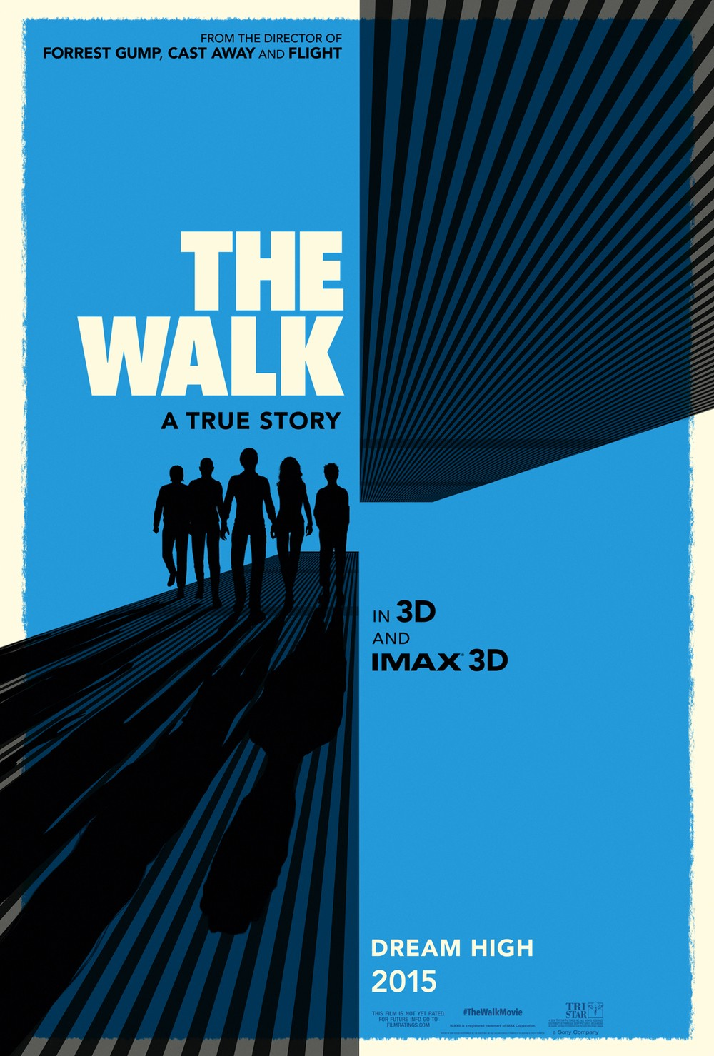 The Walk-Official Poster XLG-10DEZEMBRO2014