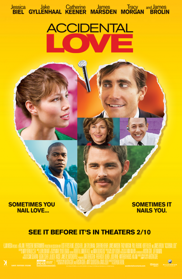 ACCIDENTAL LOVE-Official Poster-06JANEIRO2015