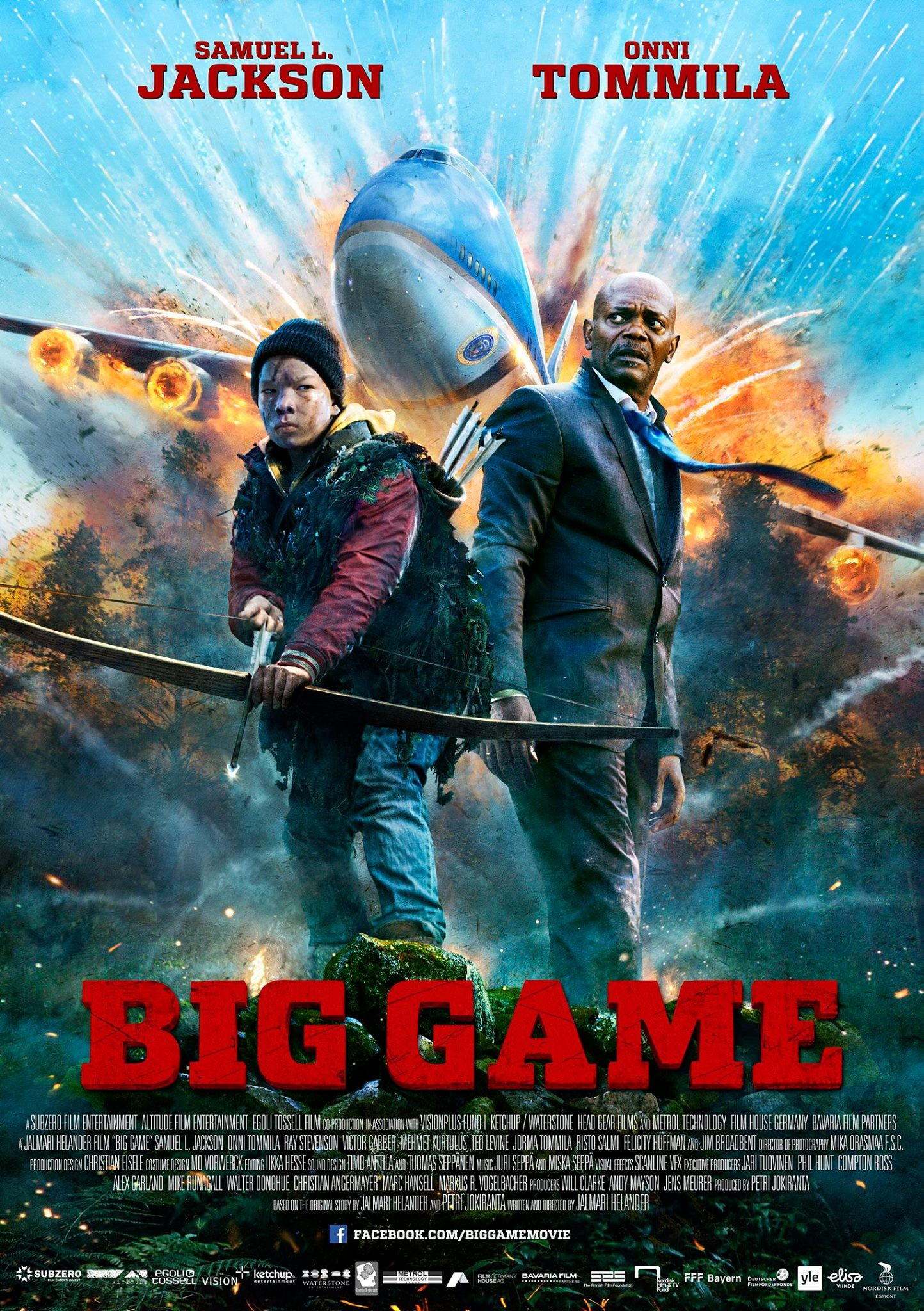 Big Game-OFFICIAL POSTER-05JANEIRO2015