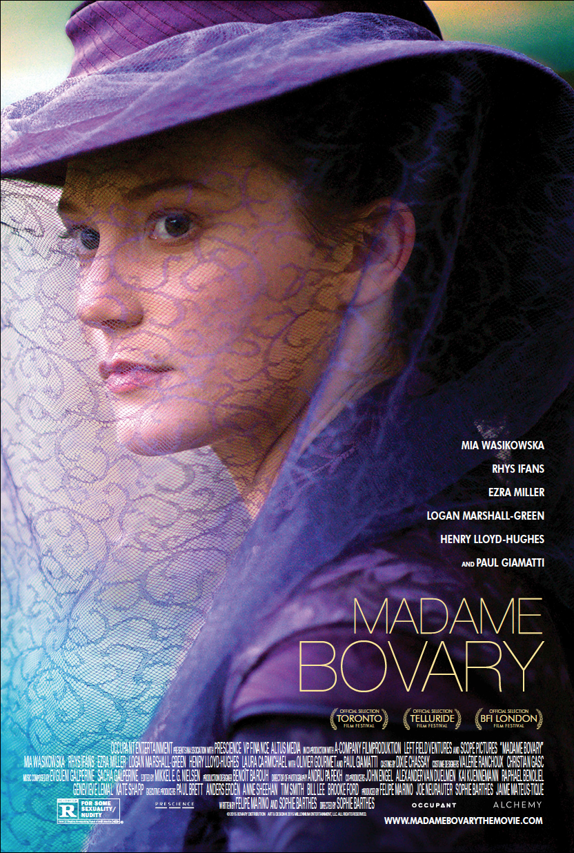 Madame Bovary-Official Poster-30JANEIRO2015-01