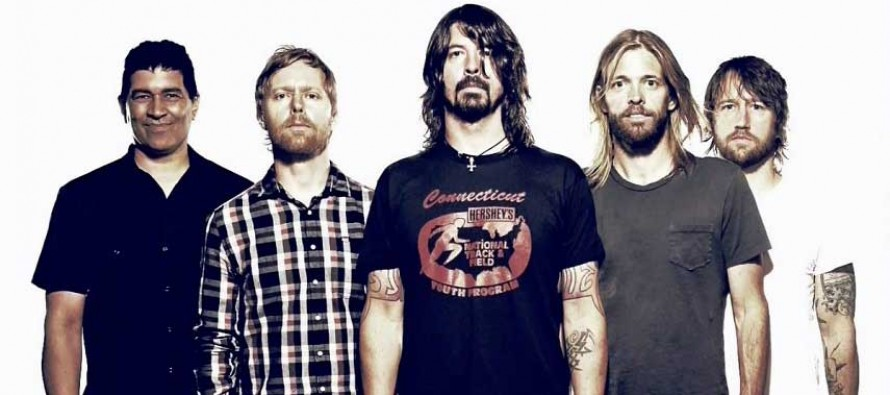 Foo Fighters participa do Carpool Karaoke