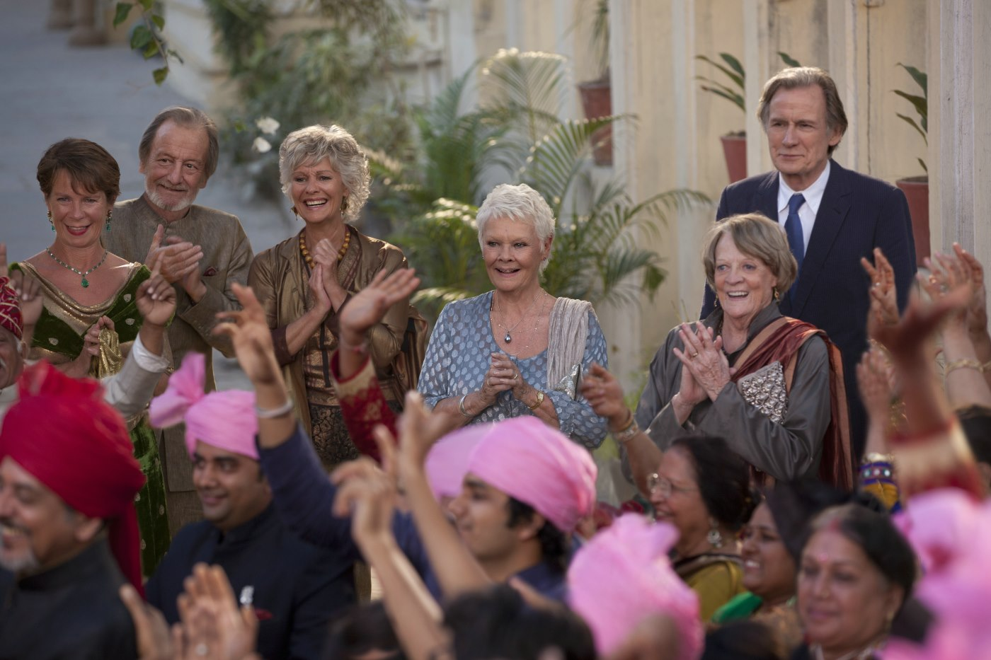 The Second Best Exotic Marigold Hotel-PHOTOS-09JANEIRO2015-02