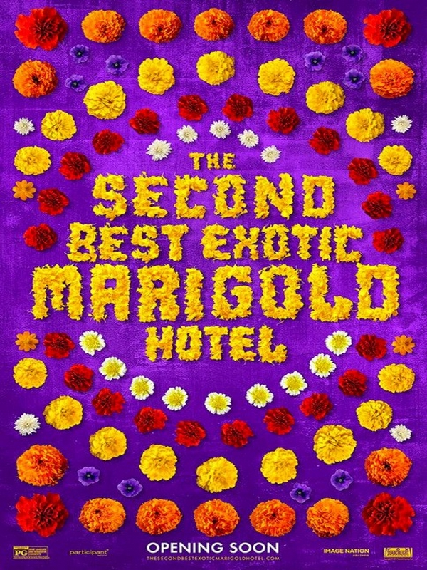 The Second Best Exotic Marigold Hotel-POSTER-09JANEIRO2015