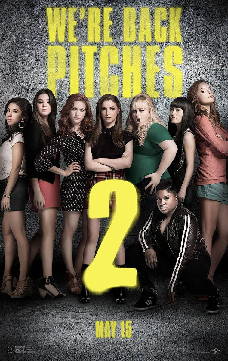 PITCH PERFECT 2-Official Poster XXLG-10FEVEREIRO2015