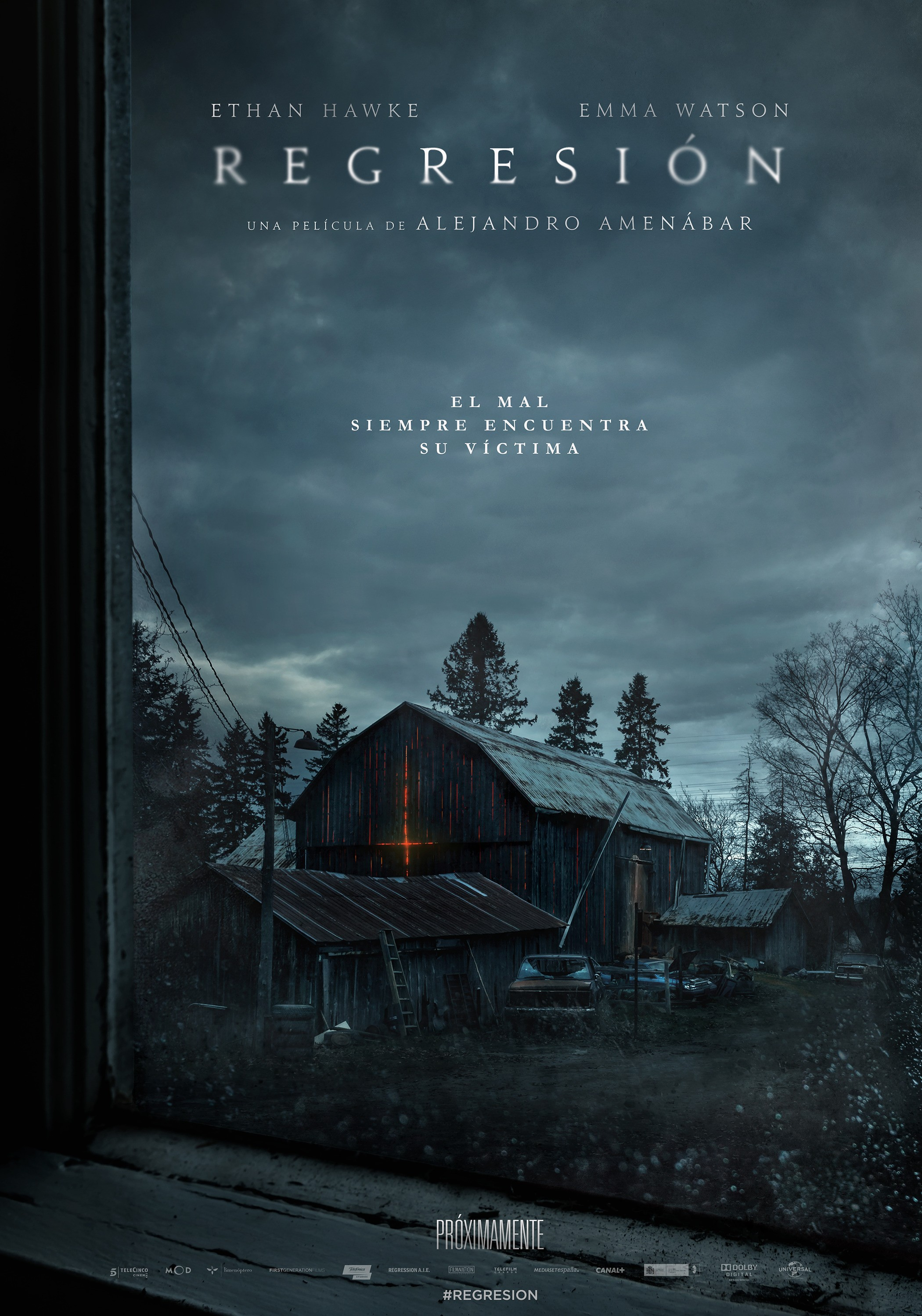 Regression-Official Poster XXLG-13FEVEREIRO2015-01