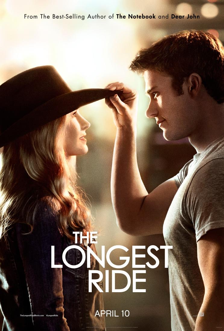 The Longest Ride-Poster XLG-13FEVEREIRO2015