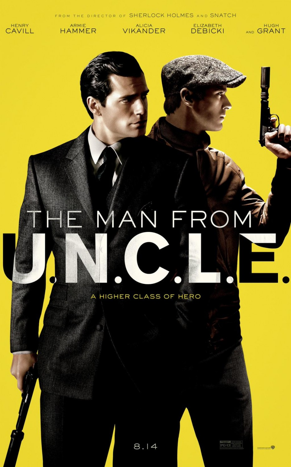 The Man From U.N.C.L.E.-POSTER-12FEVEREIRO2015