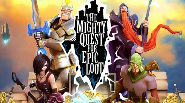 Ubisoft-The Mighty Quest for Epic Loot-00