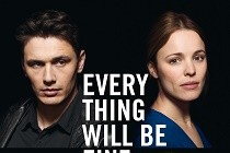 EVERY THING WILL BE FINE, com James Franco e Rachel McAdams, ganha novo PÔSTER!