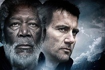 Clive Owen e Morgan Freeman no CARTAZ de LAST KNIGHTS