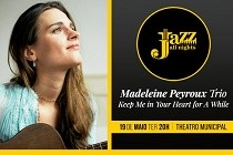 Série Jazz All Nights 2015 apresenta Madeleine Peyroux Trio Keep Me in Your Heart for A While