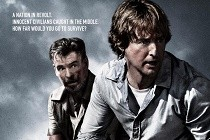 Pierce Brosnan e Owen Wilson em fuga no PÔSTER de NO ESCAPE