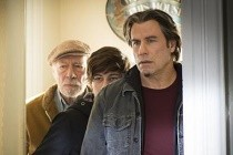 THE FORGE, thriller com John Travolta ganha nova CENA (clipe)!