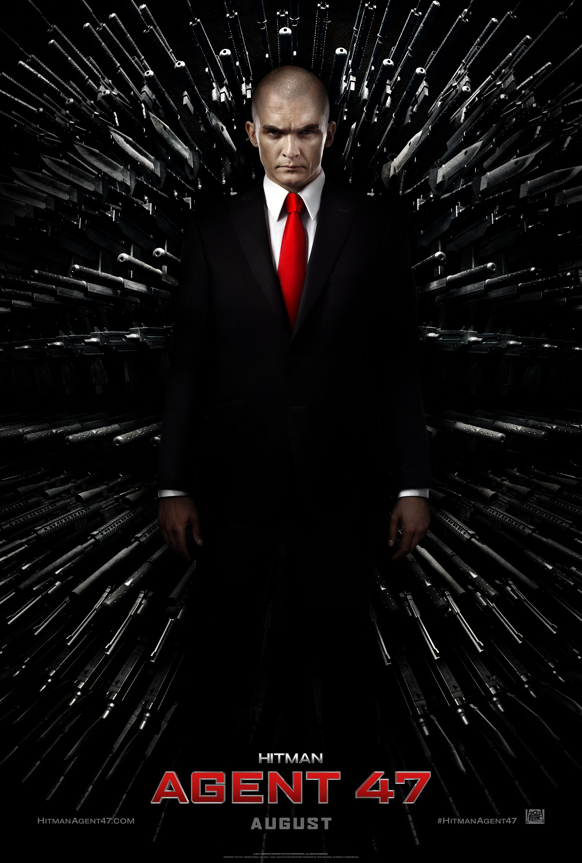 Hitman Agent 47-Poster XLG-08Abril2015-00