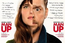 Lake Bell e Simon Pegg estampam CARTAZES da comédia MAN UP