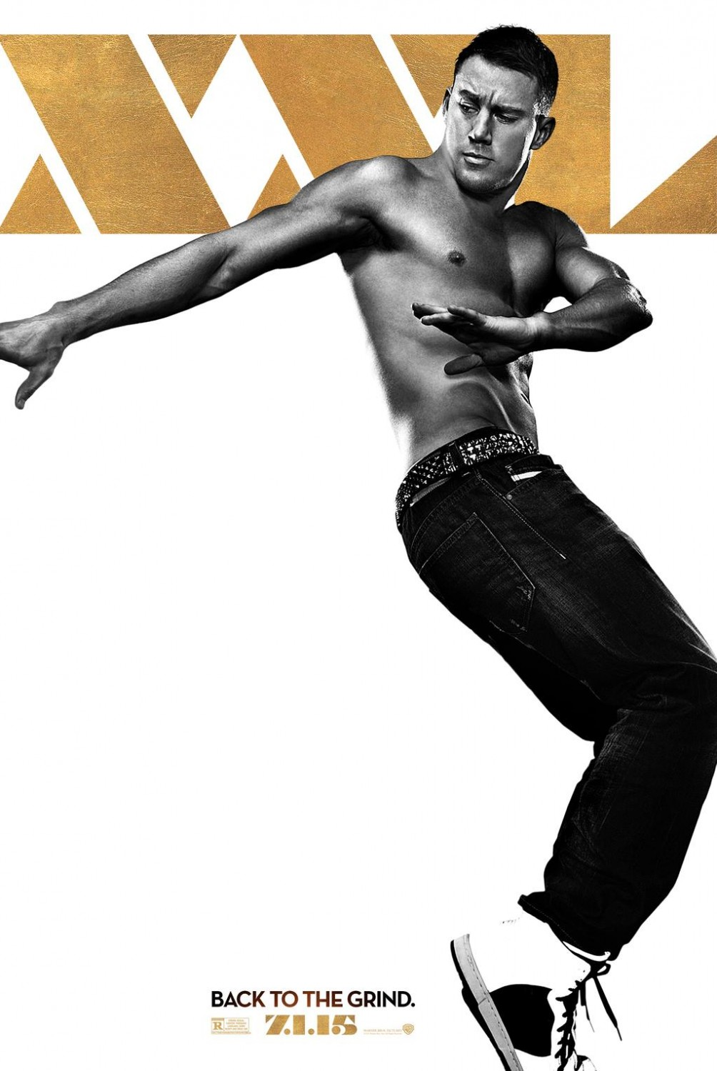 Magic Mike XXL-Poster-15Abril2015