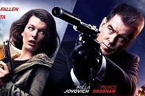 Milla Jovovich e Pierce Brosnan nos CLIPES inéditos do thriller de ação SURVIVOR