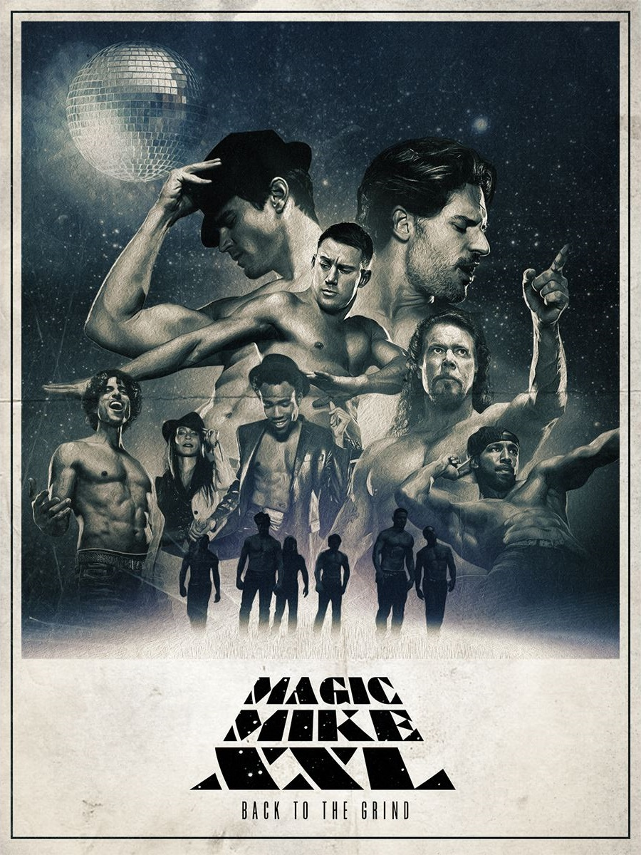 MAGIC MIKE XXL-Poster-05Maio2015