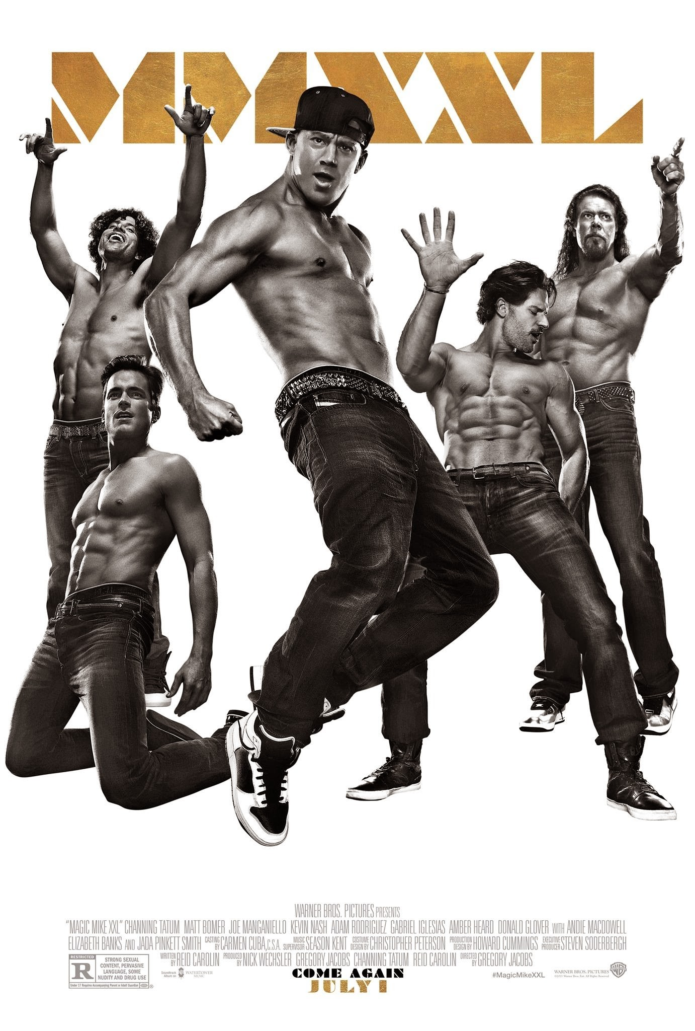 Magic Mike XXL-Poster-25Maio2015