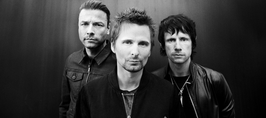 TIME FOR FUN anuncia shows do Muse no Brasil