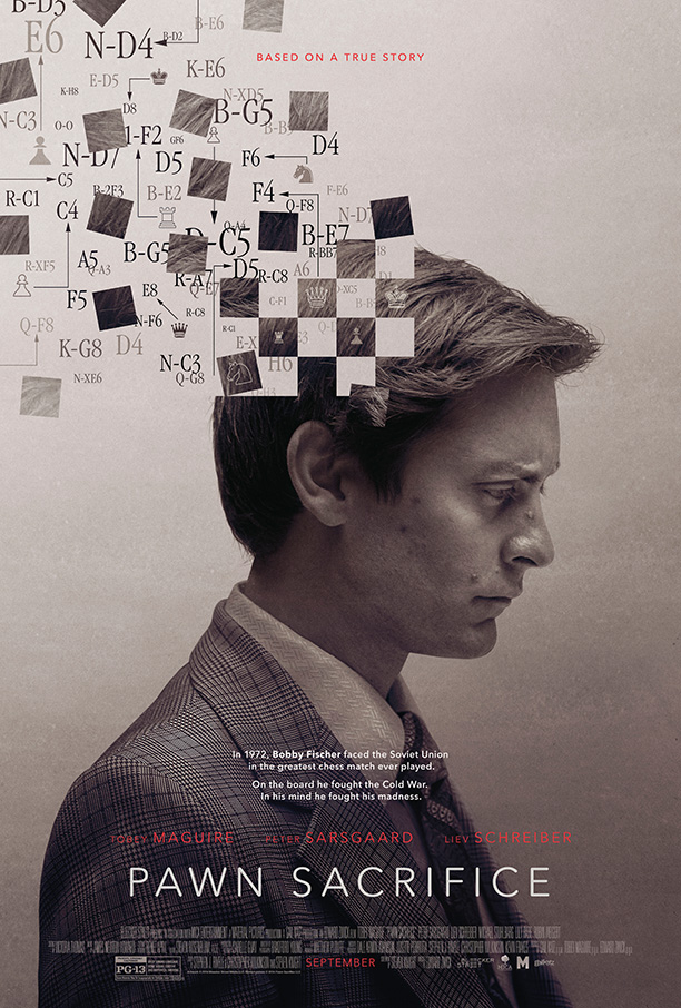 Pawn Sacrifice-Poster Official-27Maio2015