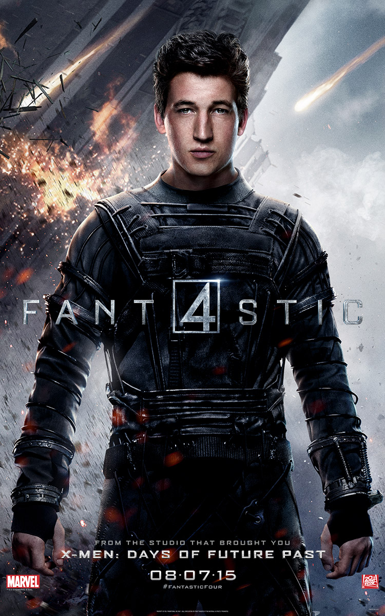 The Fantastic Four-Poster-01Maio2015-02