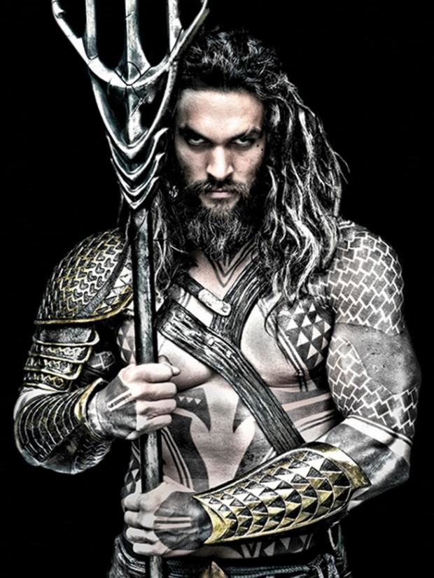 AQUAMAN-Official First Look