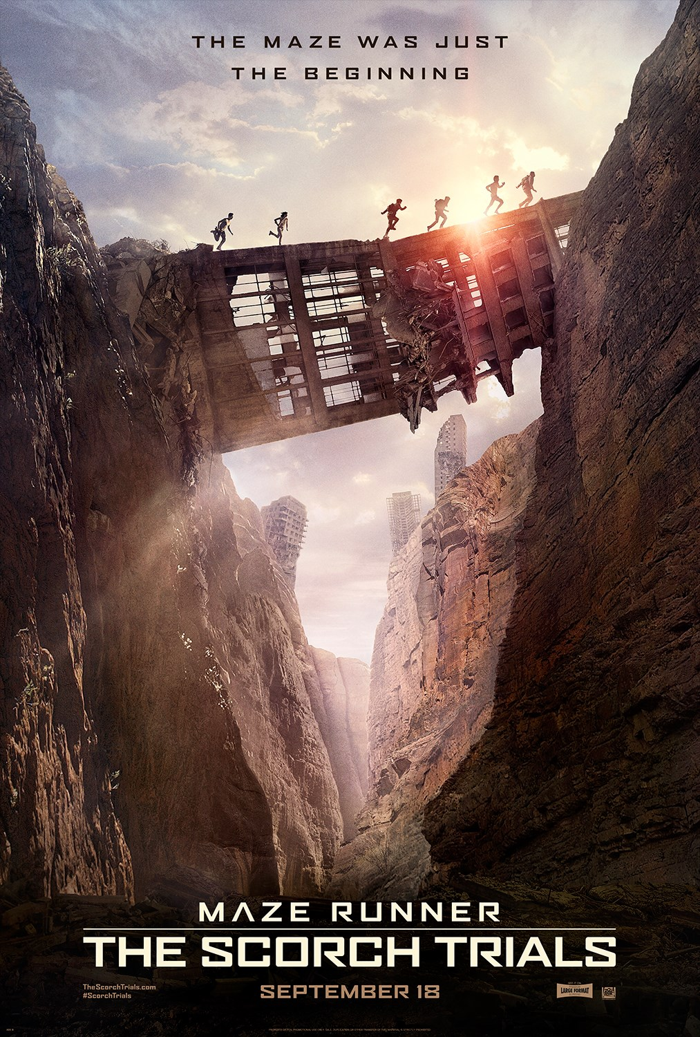 Maze Runner The Scorch Trials-Poster-22Junho2015