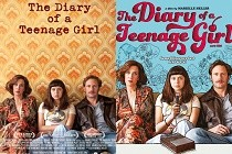 Bel Powley, Alexander Skarsgård e Kristen Wiig nos CARTAZES de THE DIARY OF A TEENAGE GIRL