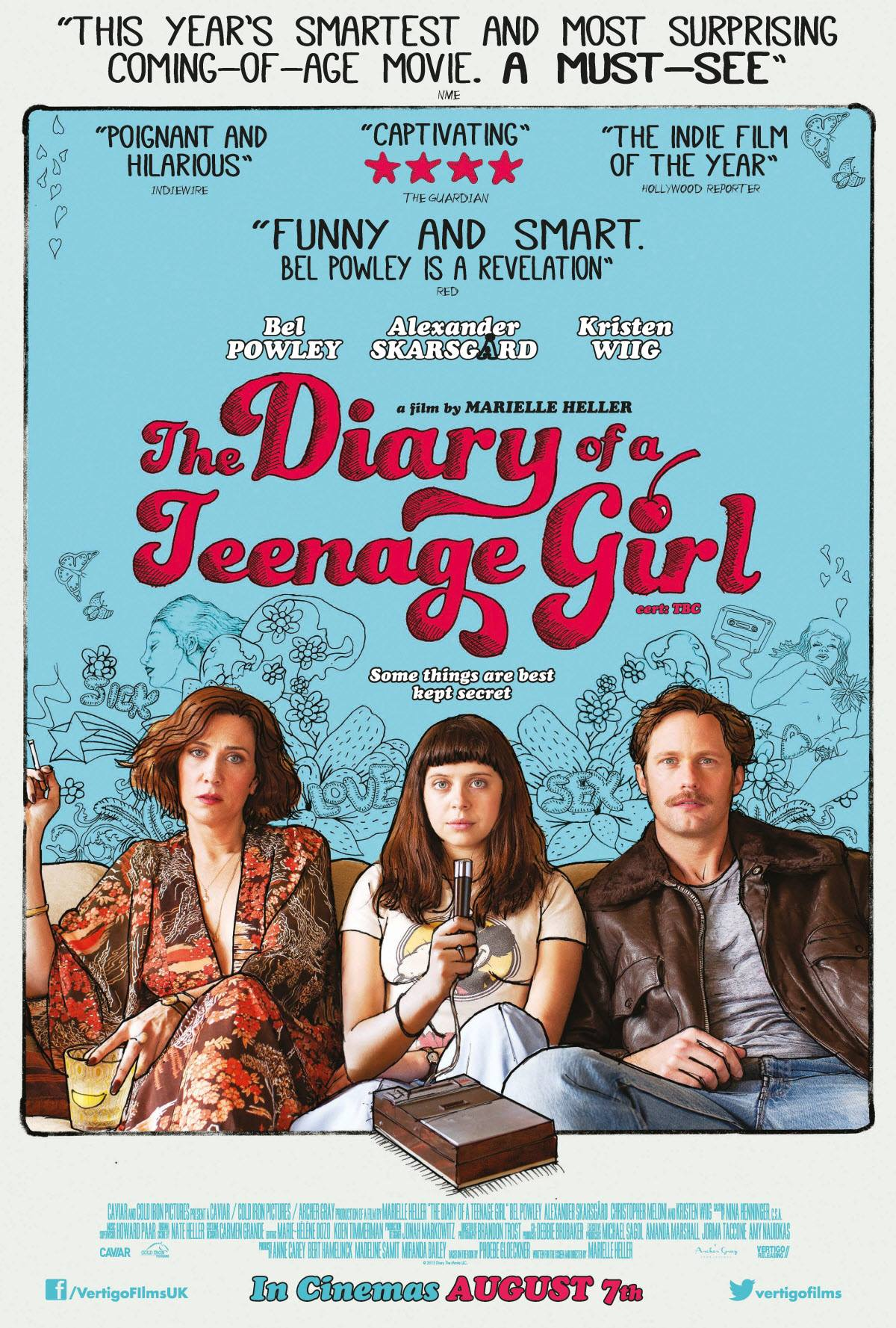 THE DIARY OF A TEENAGE GIRL-Poster-23Junho2015-02