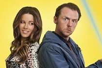 Veja o novo PÔSTER de ABSOLUTELY ANYTHING, comédia sci-fi com Simon Pegg e Kate Beckinsale