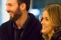 Chris Evans e Alice Eve formam casal na comédia romântica BEFORE WE GO