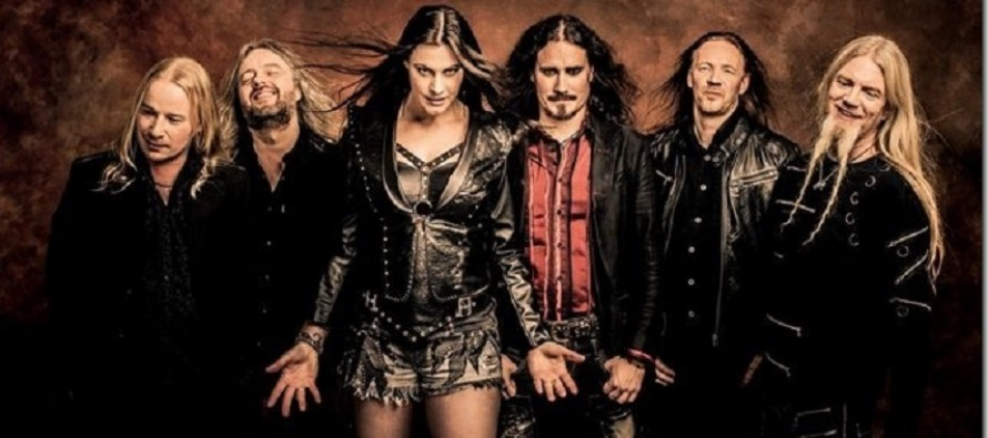 Nightwish comunica baixa para shows no Rock in Rio e América Latina