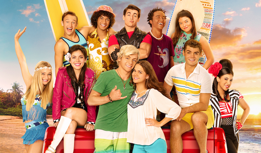 TEEN BEACH 2-Disney Channel