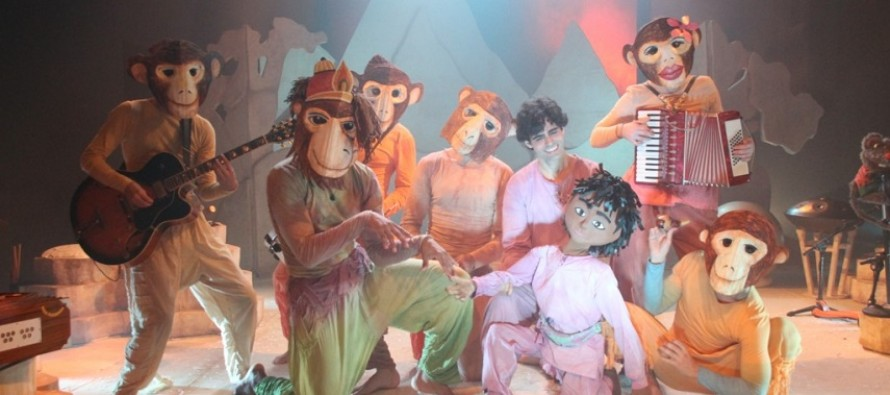 "Musical infantil ""As Aventuras do Menino Iogue"", reestreia no Teatro Tom Jobim"