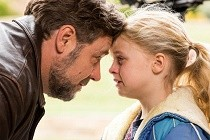 Russell Crowe, Amanda Seyfried e Aaron Paul estrelam drama familiar FATHERS AND DAUGHTERS