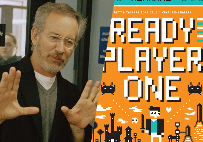 READY PLAYER ONE-Steven Spielberg-01