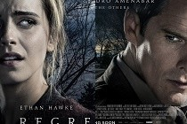 Ethan Hawke e Emma Watson estampam PÔSTER inédito para o thriller REGRESSION