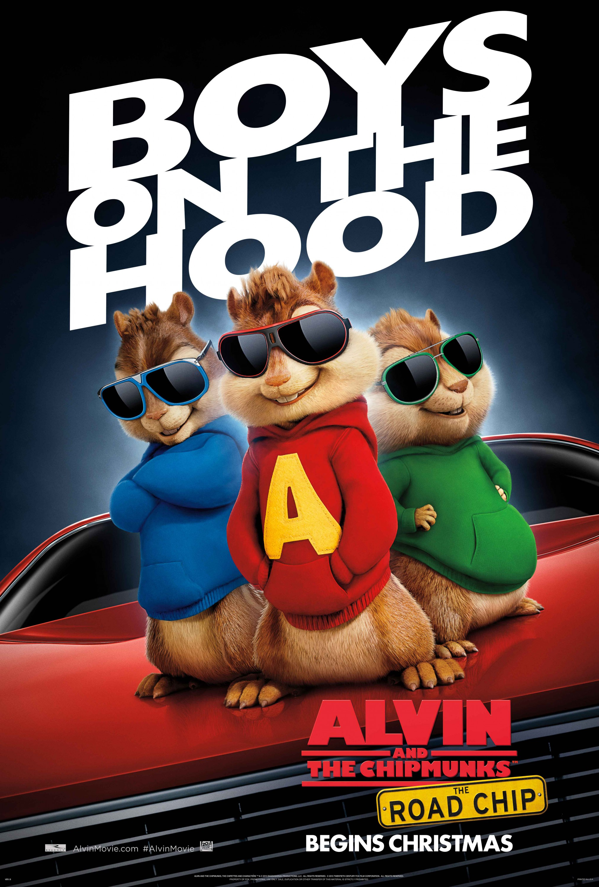 Alvin and the Chipmunks The Road Chip-24Setembro2015 (1)